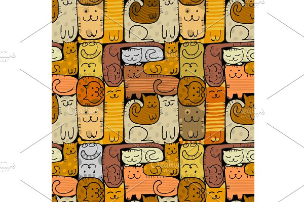 Download Pazzle with funny cats. Cats House