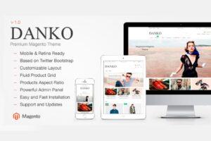 Download Danko - Multipurpose Magento Theme