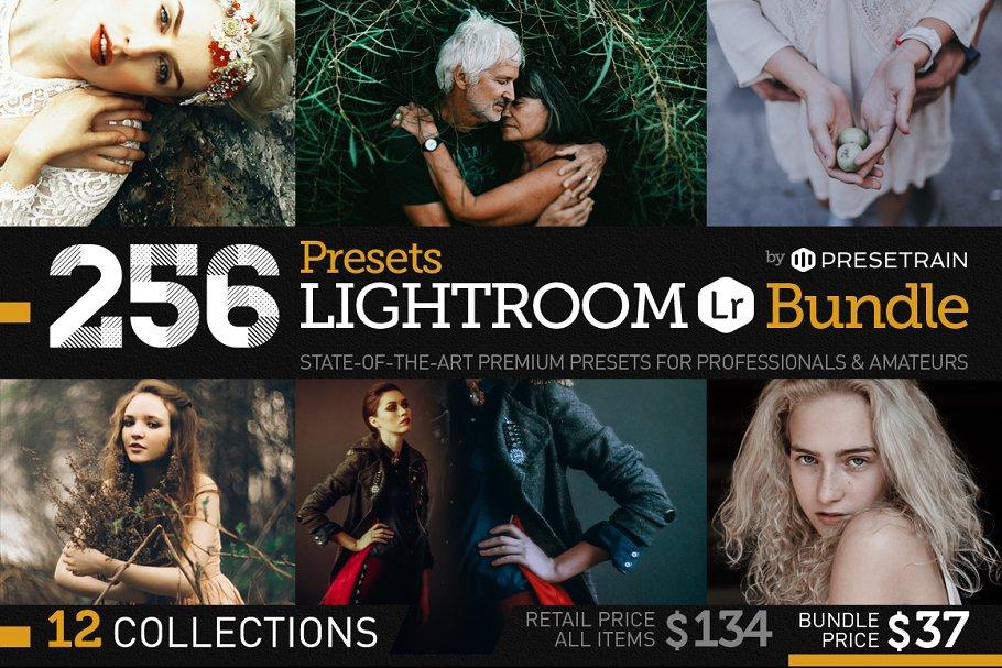 Download 256 New Lightroom Preset Bundle