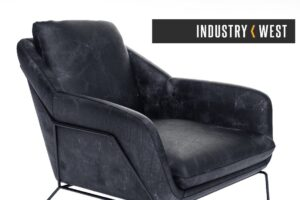 Download METL LOUNGE CHAIR Industry west