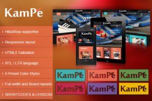 Download SJ Kampe with HikaShop & K2
