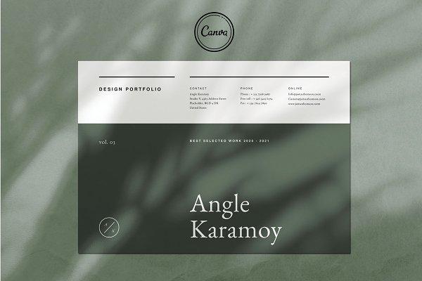 Download Graphic Design Portfolio | Canva
