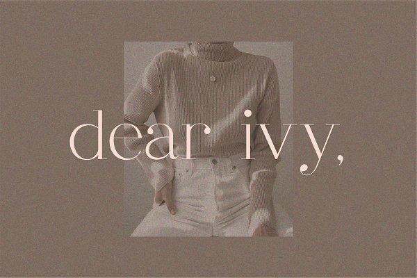 Download dear ivy