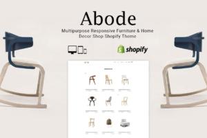 Download Abode Home Decor Shopify Theme