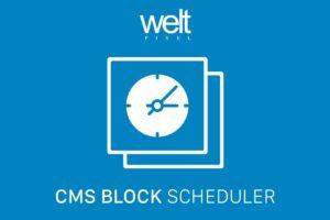 Download CMS Block Scheduler Magento 2