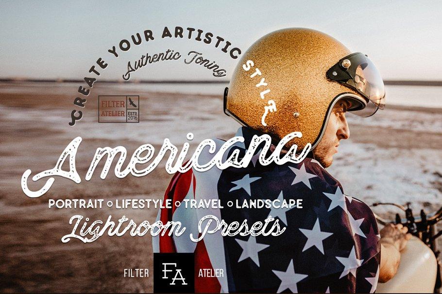 Download Americana Lightroom Presets