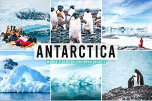 Download Antarctica Pro Lightroom Presets