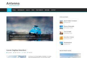 Download Antenna Magazine Theme