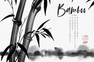 Download Bamboo clipart