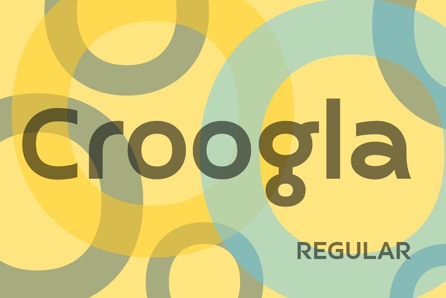 Download Croogla 4F Regular