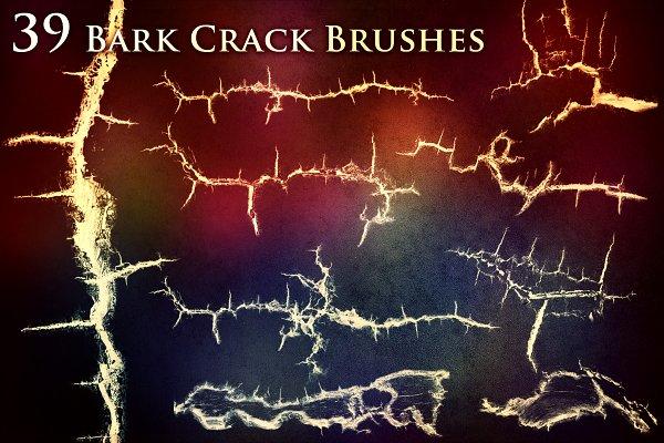 Download 39 Crack Brushes