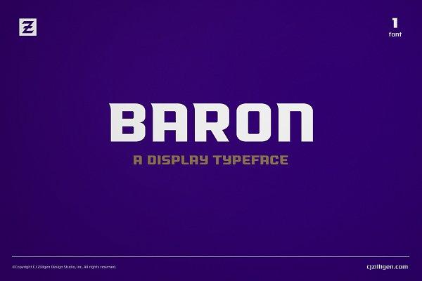 Download Baron