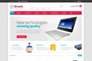 Download Smarti - Premium OpenCart Template