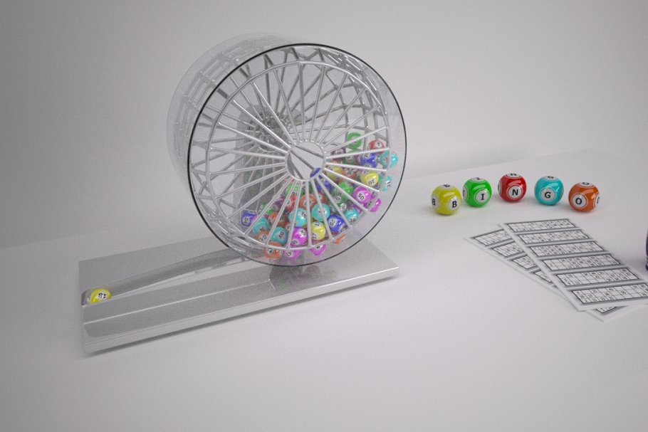 Download Bingo Set - Animated