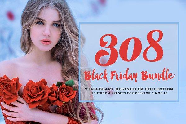Download BLACK FRIDAY Lightroom Presets Bundl