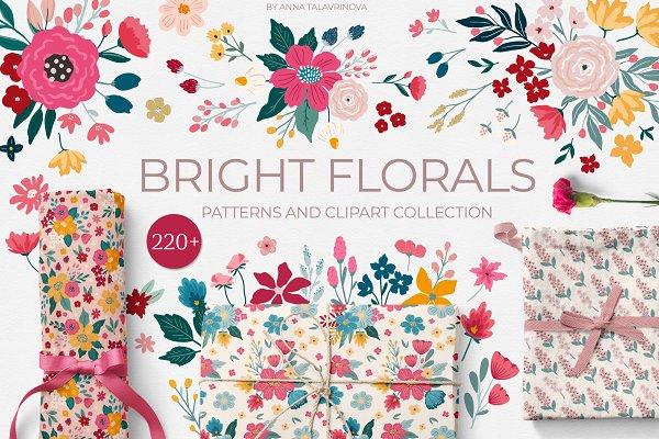 Download Bright Florals