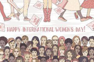 Download International Women's Day Banners