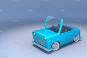 Download Toycar cabriolet