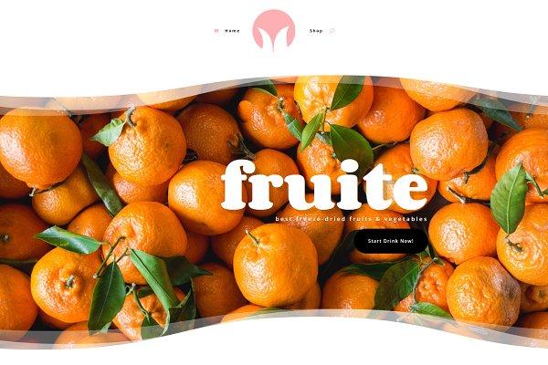 Download Fruite