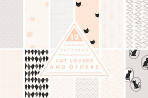 Download Cat Lovers & Others Patterns