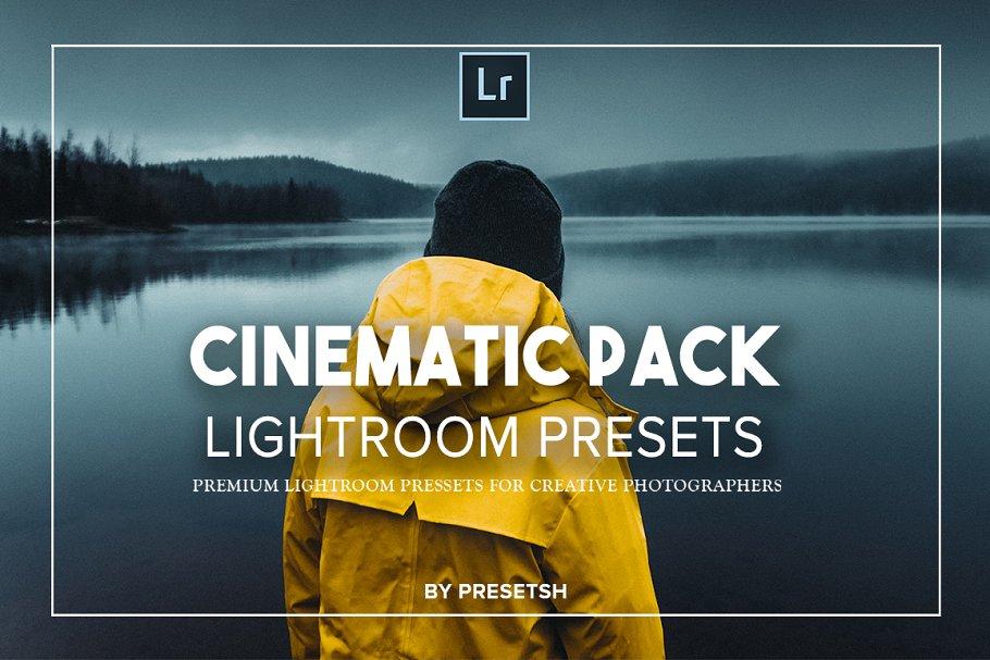 Download Cinematic Lightroom Presets