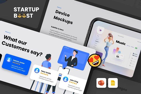 Download STARTUP - Animated Presentation