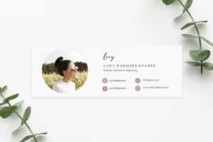 Download Email Signature Template