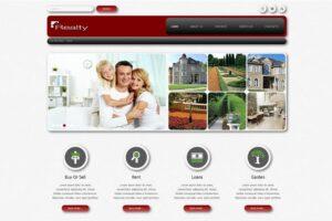 Download Realty - Business Joomla Theme