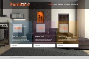 Download Furniture World - eShop Joomla Theme