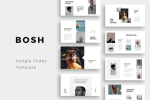 Download BOSH - Google Slide Template
