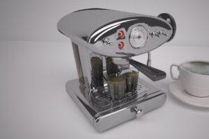 Download Cappuccino coffee machine