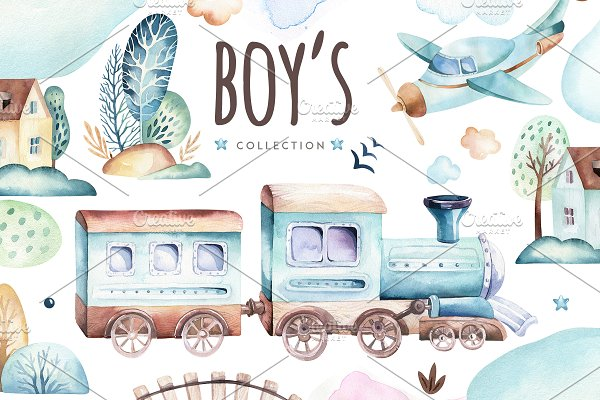 Download Boy's world. It's a boy collection!