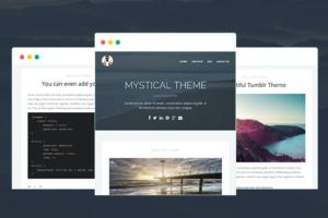 Download MYSTICAL - Multipurpose Tumblr Theme