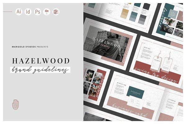 Download HAZELWOOD | Brand Guidelines