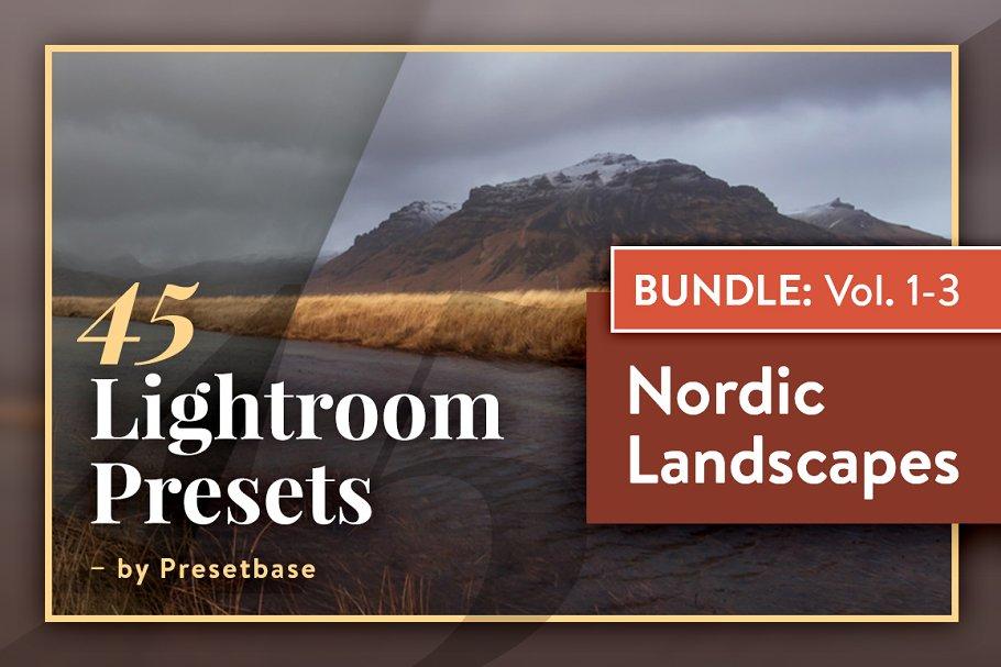 Download Nordic Landscapes Vol. 1-3 Lightroom