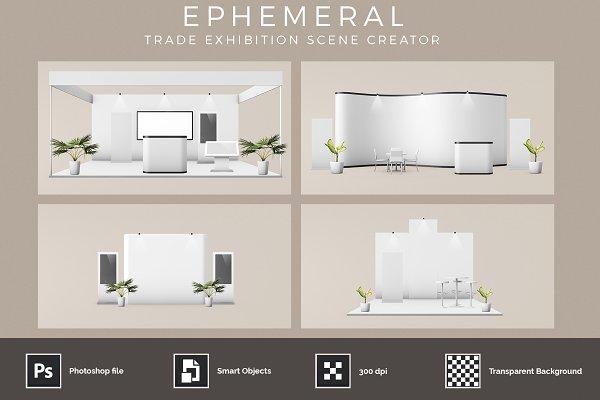 Download Ephemeral - Stand Scene Creator