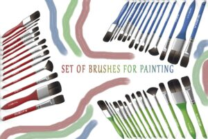 Download Paint brushes
