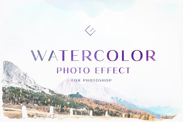 Download Watercolor Photo Effect