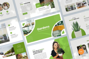 Download Gardening Google Slides Template