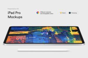 Download iPad Pro Mockups (2018) | PK
