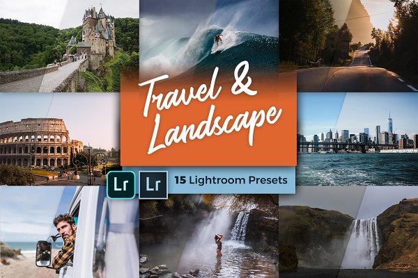 Download Travel & Landscape Lightroom Presets