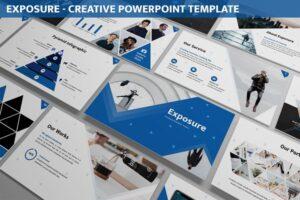 Download Exposure - Creative Powerpoint
