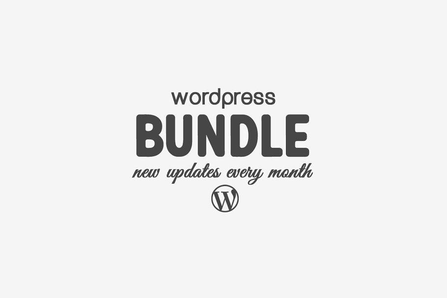 Download 89% OFF Wordpress Bundle - 12 Themes