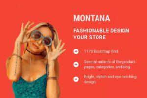 Download MONTANA — Modern OpenCart Store