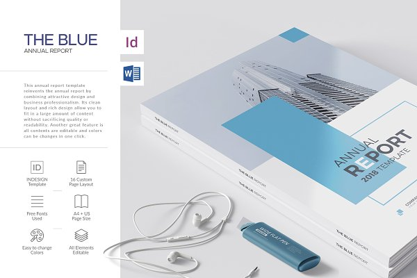 Download The Blue Annual Report