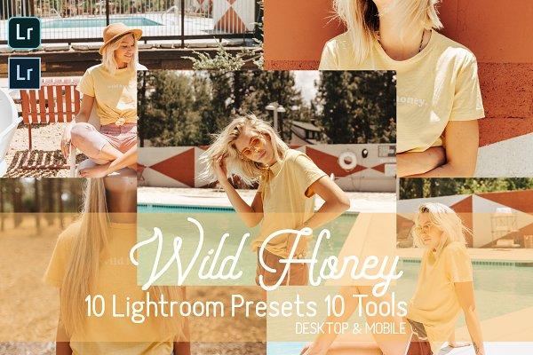 Download Wild Honey Lightroom Presets