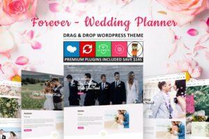 Download Forever - Wedding Planner WordPress