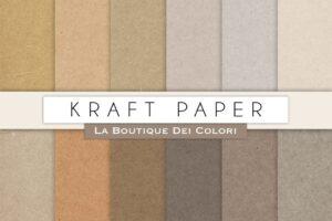 Download Kraft Digital Paper