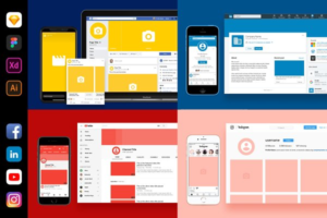 Download Social Media Branding Kit