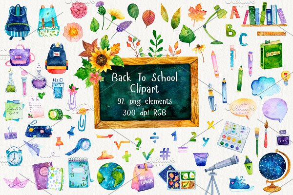 Download Back To School Clipart